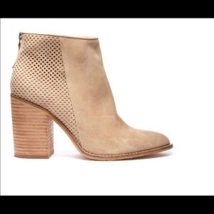 Steve Madden Replay Bootie Taupe Size 9